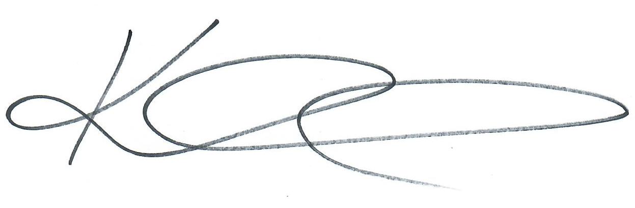 Kirstin's Signature